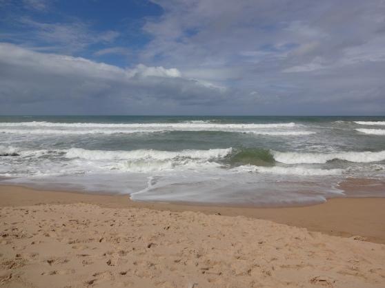 Ocean at Imbassaí