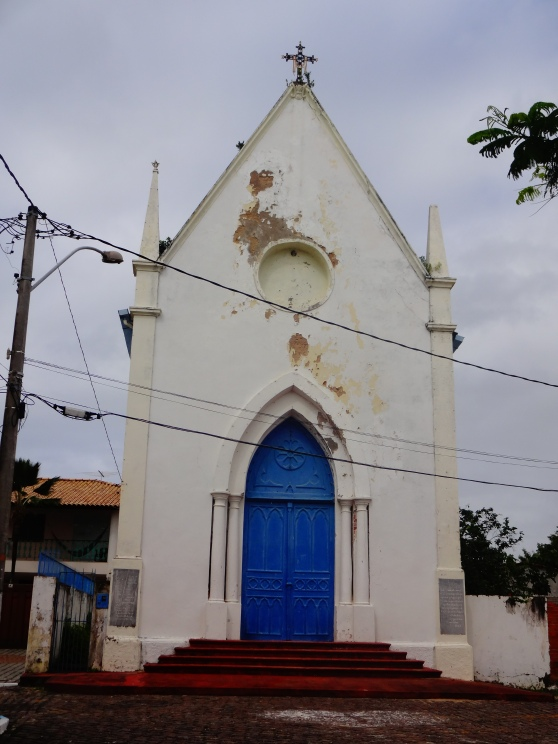 Another church that looked old and historic