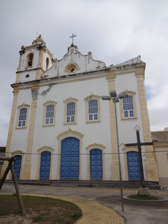 Igreja de São Lorenço, built in 1610.